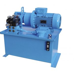 Hydraulic-Power-Unit